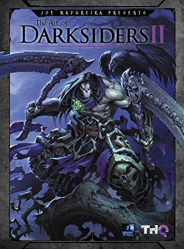 The Art of Darksiders II (Art of Darksiders SC) por THQ