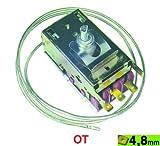 Thermostat K59-L1915 Ranco, OT! NF! Kühlthermostat für 3-Sterne-Kühlschränke mit automatischer Abtauung, eingeschäumtem Verdampfer