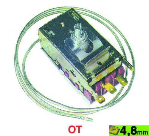 Thermostat K59-L1915 Ranco, OT! NF! Kühlthermostat für 3-Sterne-Kühlschränke mit automatischer Abtauung, eingeschäumtem Verdampfer -