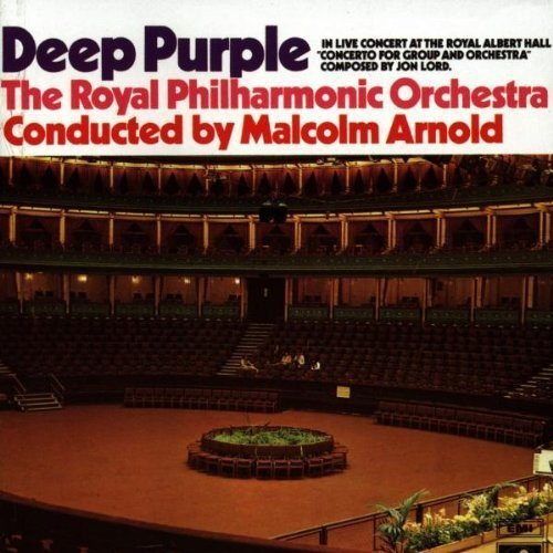 Concerto For Group & Orchestra by Deep Purple (1998-10-20)