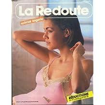 Le catalogue lingerie la redoute - La redoute maison catalogue ...