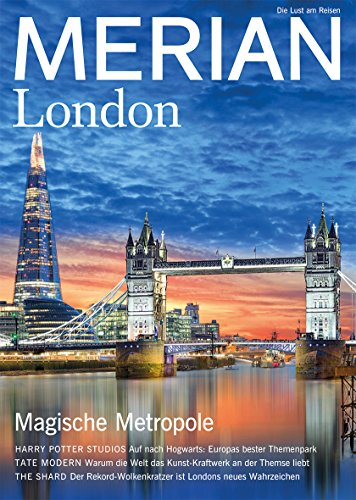MERIAN London 08/18 (MERIAN Hefte)