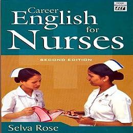 Career English For Nurses por Selva Rose