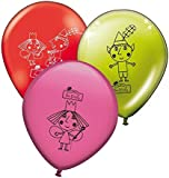 Ben and Holly Latex Balloons 10 Pack