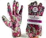 2 Pairs Ladies Gardening Gloves - Lightweight - Best Reviews Guide