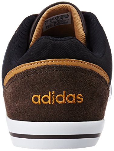 adidas Cacity, Chaussures de Sport Homme Marron (marron foncé / Mesa / doré métallique)