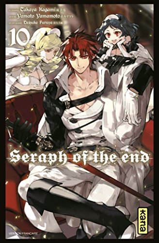 Seraph of the End Edition simple Tome 10