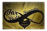 Beste Freundin der Welt für immer mit Namen und Wunschtext Led Deko Lampe Geschenk Geschenke persönlich