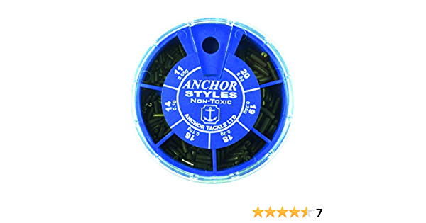 ANCHOR TACKLE LTD Styles 6 Division Spender