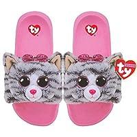 Ty TY95400 - Flip flops - Kiki the Cat - Small Size 30-Kiki Grey (S)