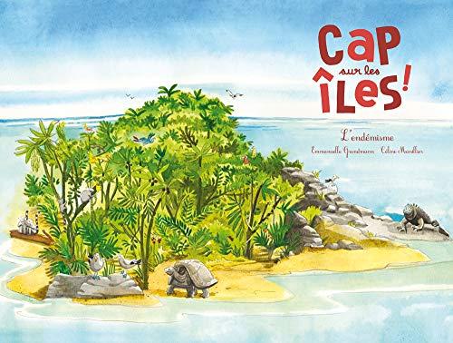 Celine Cap (Cap sur les îles ! : L'endémisme)