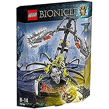 Lego hero factory 44003 jeu de construction scarox jeux et jouets - Lego hero factory jeux ...
