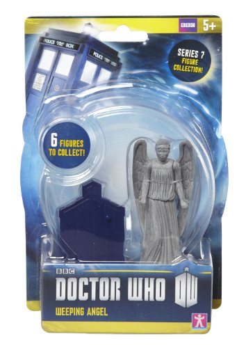 Doctor Who 3.75 Scale WEEPING ANGEL Figure