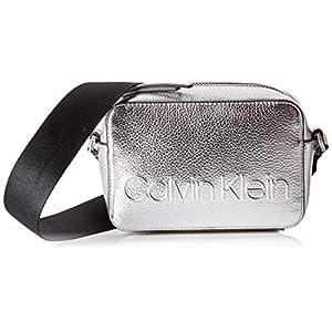 Calvin Klein EDGED CAMERA BAG MET