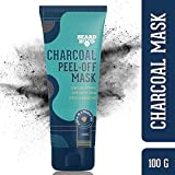 Beardhood Charcoal Peel-Off Mask, 100g