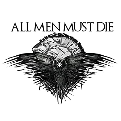 All men must die, Game of Thrones Sticker | Laptop, Car, Fridge, Wall Art Decal