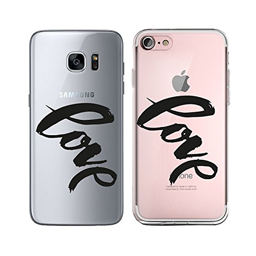 Blitz® TAKE IT EASY motifs housse de protection transparent TPE caricature bande iPhone ti amo M14 iPhone 4 Love M5
