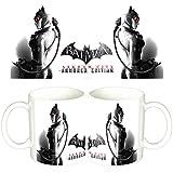 Batman Arkham City Armored Edition Catwoman B Taza Mug