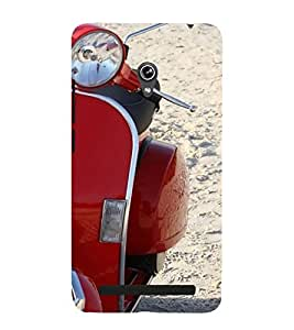 PrintVisa Designer Back Case Cover for Asus Zenfone 6 A600CG (Car Bike Taxi Train Bus Auto Motor Cycle Scooter Vehicle )