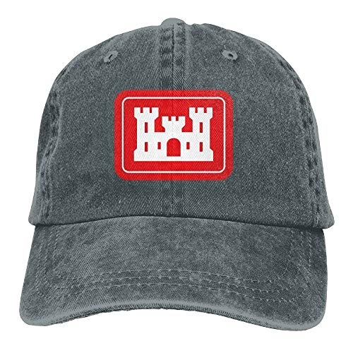 CAP PILLOW HOME United States Army Corps of Engineers Adult Sport Adjustable Structured Baseball Cowboy Hat