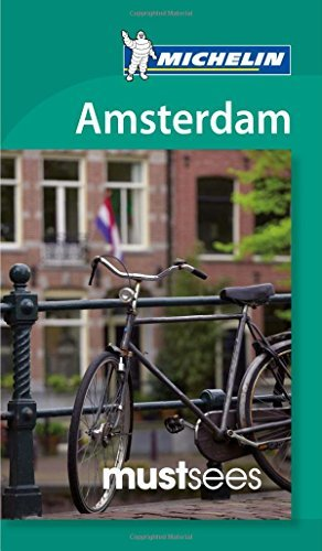 Michelin Must Sees Amsterdam by Gwen Cannon (Editor) (15-Mar-2012) Paperback