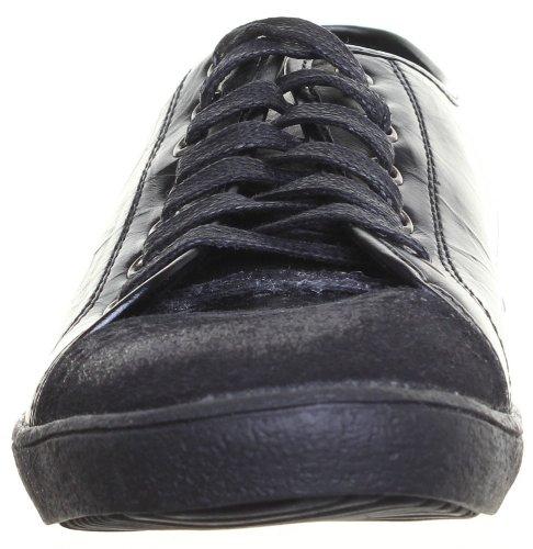 Vincintini , Chaussures de ville à lacets pour homme Noir - noir