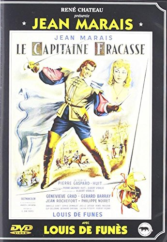 Bild von Le capitaine fracasse [FR Import]