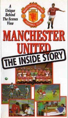 Man.Utd-Inside Story [VHS]