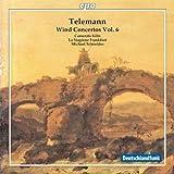 Concertos pour instruments à vents vol.6