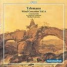Concertos pour instruments � vents vol.6