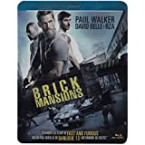 Brick mansions (metal box) [Blu-ray] [IT Import]Brick mansions