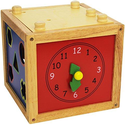 Bino - 84185 - Cube de motricité - Combi