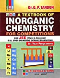 A Textbook of Inorganic Chemistry for Competitions for JEE (Main & Advanced) & All Other Engineering Entrance Examinations (1st Year Programme) (2018-2019)