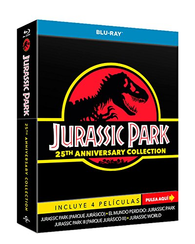 Jurassic Park 25th Anniversary Edition Collection