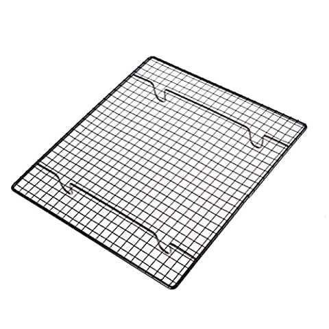 Stainless Steel Cooling Rack Nonstick Baking Rack Heavy Duty,Commercial,Metal Wire Grid Rack Fits Half Sheet Cookie Pan, 10 inch x 9