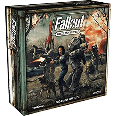Modiphius Entertainment: Fallout - Wasteland Warfare Game - English
