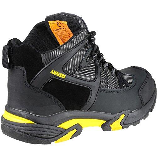 Amblers Safety Mens FS3 Safety Boots Black Black