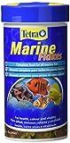 Tetra Marine Flakes Fish Food, Complete Food for All Marine Fish, 250 ml