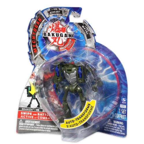 Bakugan Mechtogan - Black Braxion 15