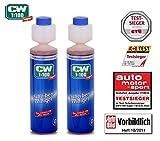 PRAKTISCHES SET 500 ml CW1:100 SUPER Dr WACK PREMIUM SCHEIBENREINIGER KONZENTRAT für Scheibenwaschanlagen / Scheinwerfer-Reinigungsanlage