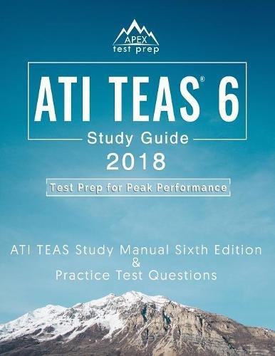 Download pdf ati teas 6 study guide 2018 ati teas study manual download pdf ati teas 6 study guide 2018 ati teas study manual sixth edition and practice test questions for the test of essential academic skills 6th fandeluxe Gallery