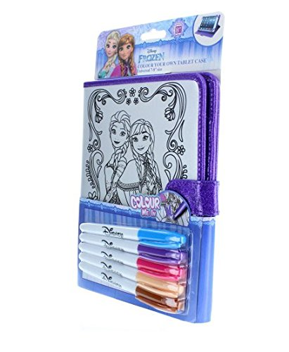 Frozen UTFR-10-COLOUR - Funda universal para tableta de 10-11
