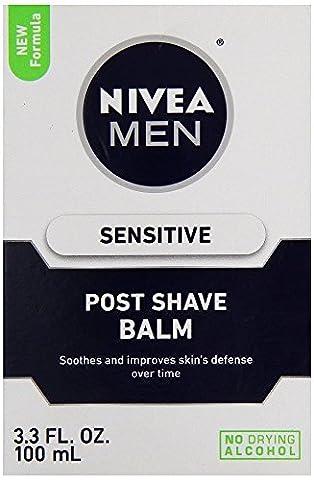 Nivea for Men Sensitive After Shave Extra Soothing Balm, 3.3 oz by Nivea