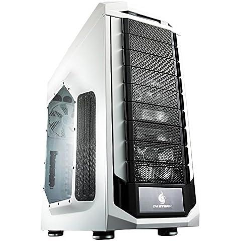 Cooler Master SGC-5000W-KWN1 Storm Stryker - Caja de ordenador (Full-Tower, PC, Acero, Fondo, 2x 120 mm, 12 cm)
