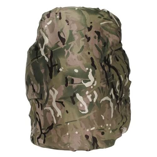 Max Fuchs GB Cover For Backpack Small MTP Camo Like New