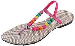 Green Apple Girls Synthetic Outdoor Sandals 10 UK