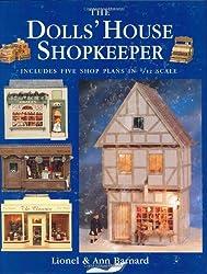 The Dolls' House Shopkeeper