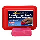 Reinigungsknete MAGIC-Clean 200 g rot