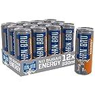 IRN-BRU Energy Drink No Sugar 12 x 330ml
