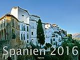 Spanien 2016 - Spain - Bildkalender quer (56 x 42) - Nomada Landschaftskalender - by Horst Haas - Horst Haas
